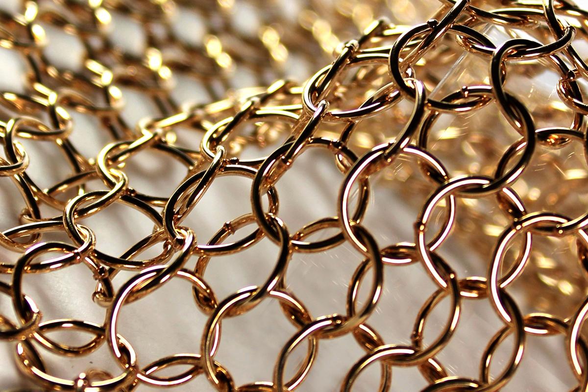 alphamesh ring mesh 12.0 bronze