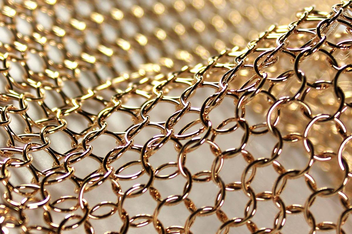 alphamesh ring mesh 7.0 bronze