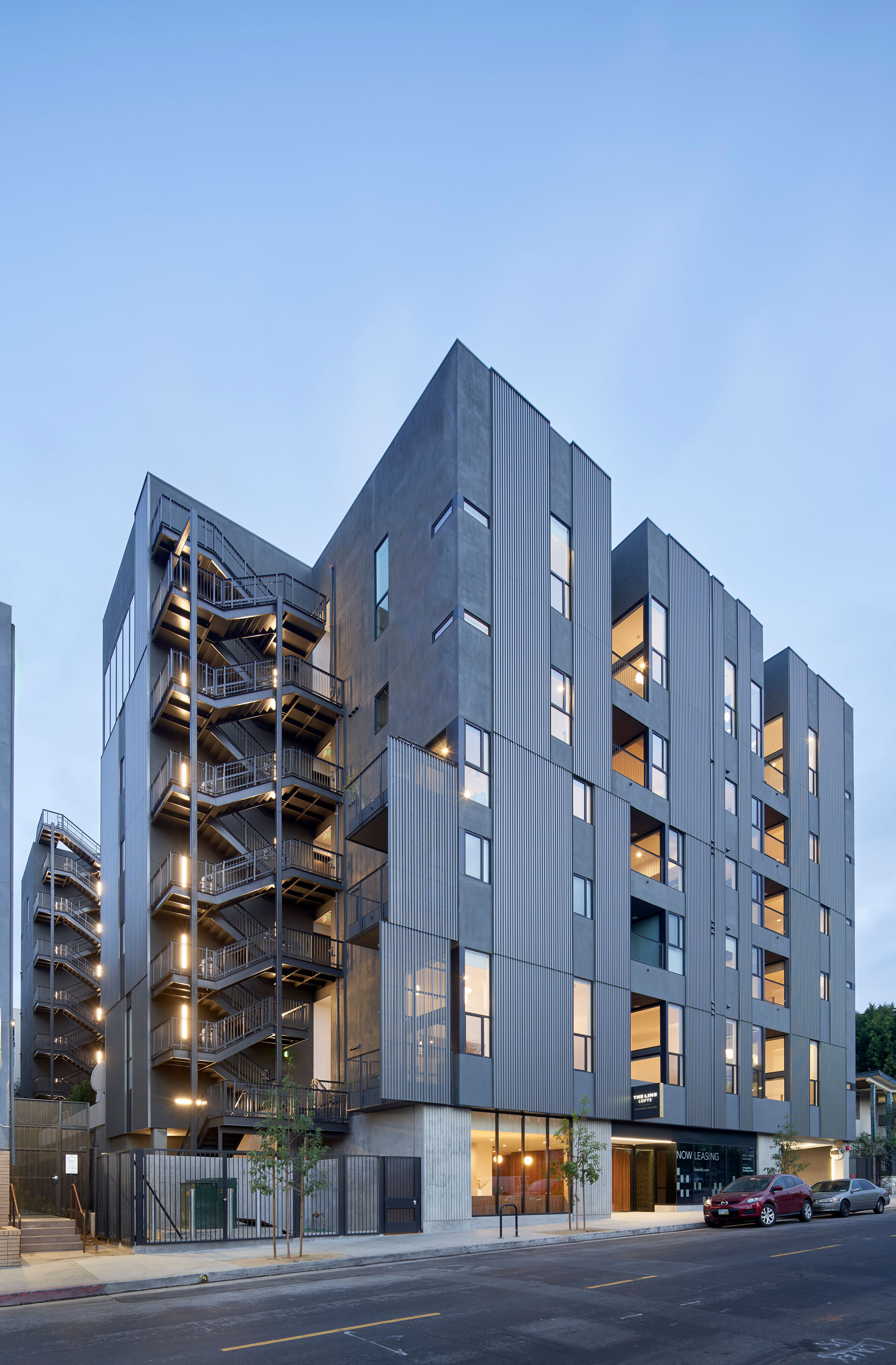 The Line Lofts Spf Architects Archello