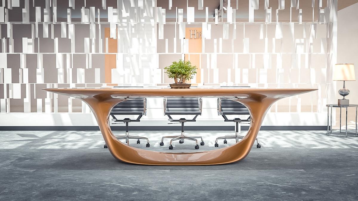 Tobia Desk by Nüvist