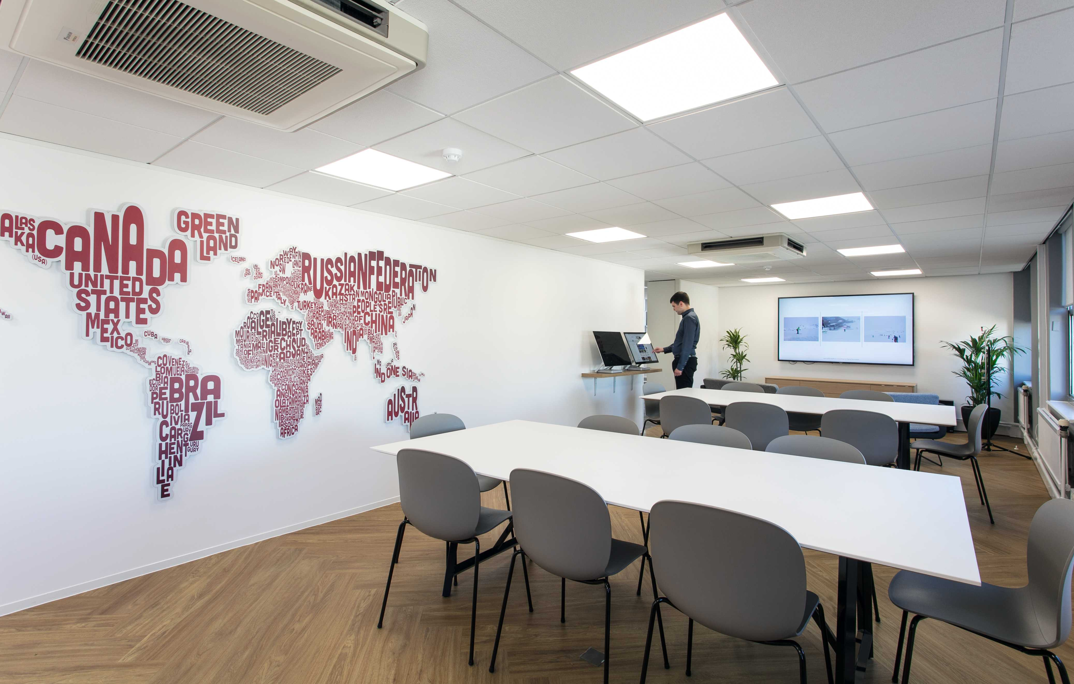 RedRock New Office Space | Tea Point