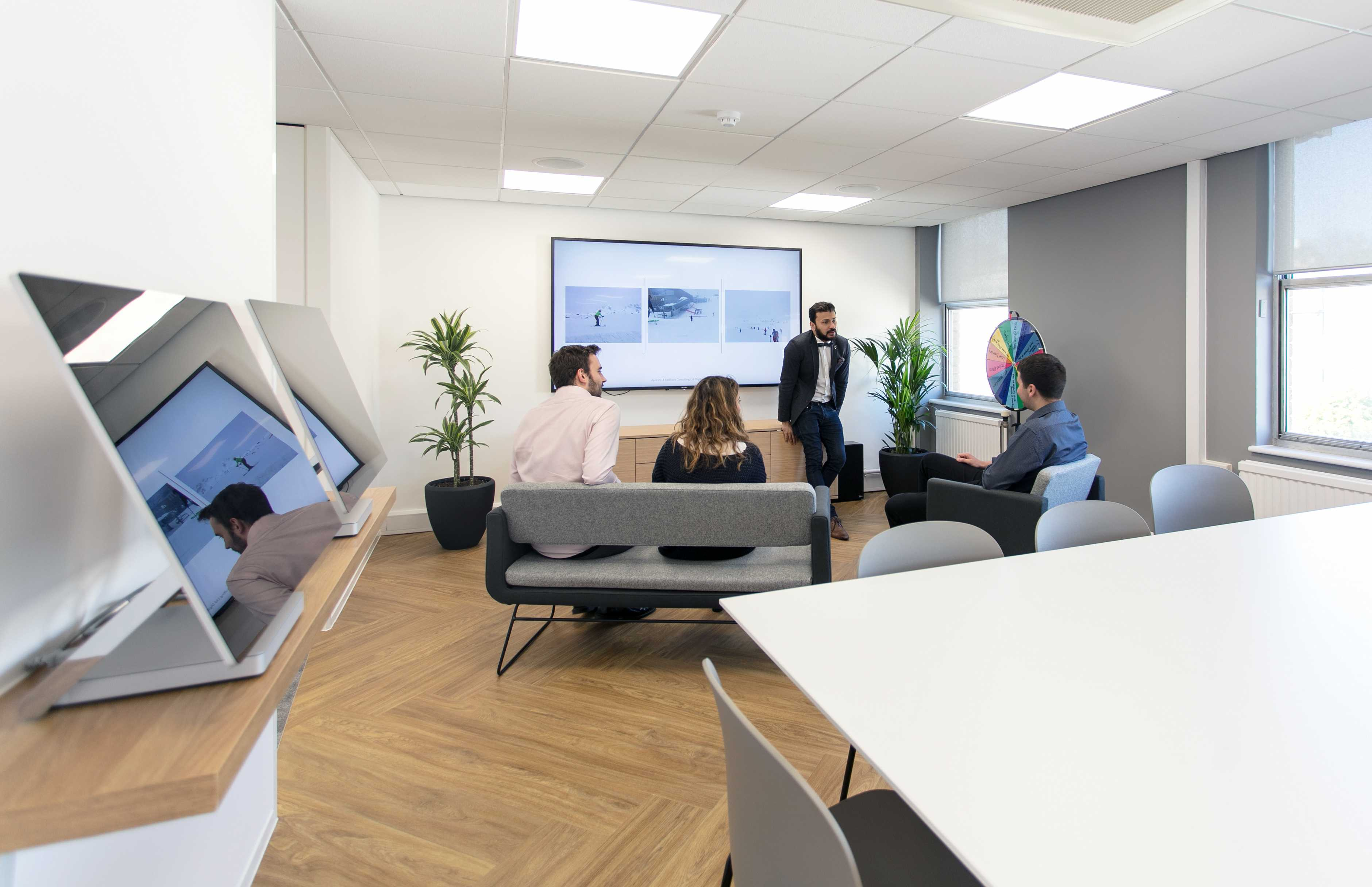 RedRock New Office Space   Breakout