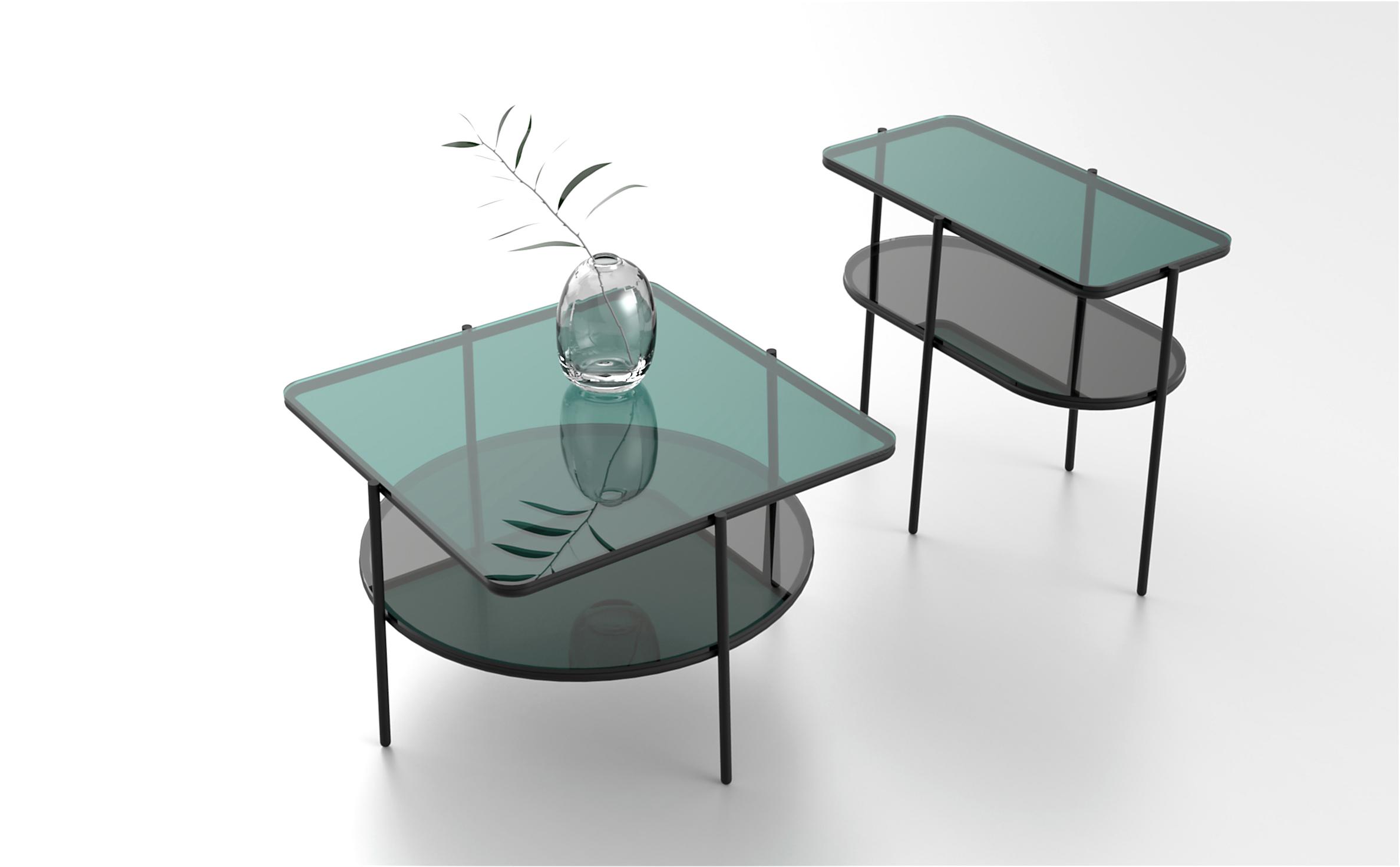 Tavolino Element Calligaris Prezzo.Puro By Calligaris Archello