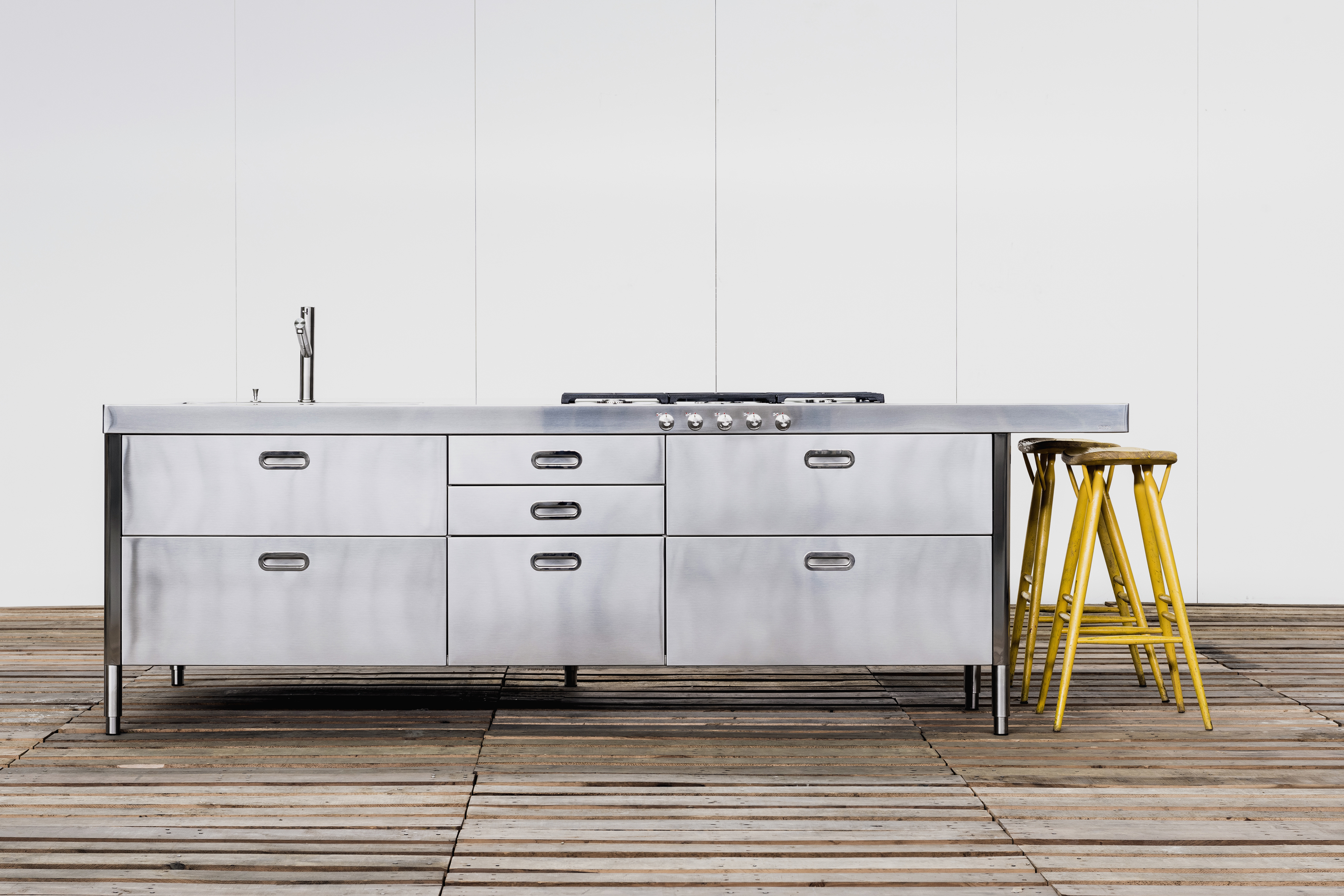 LIBERI IN CUCINA (FREE IN THE KITCHEN) by ALPES-INOX s.r.l. | Media ...