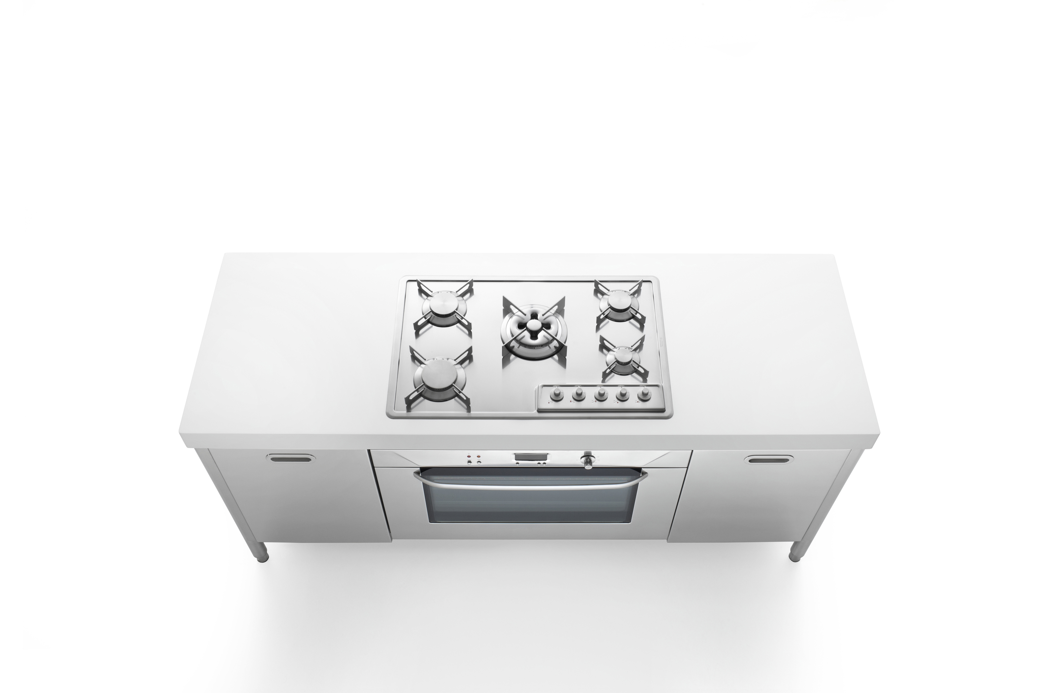 LIBERI IN CUCINA (FREE IN THE KITCHEN) by ALPES INOX s.r.l. | Media ...