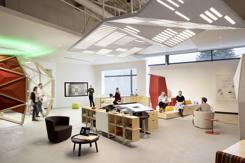 Microsoft Envisioning Center Studio O A Archello