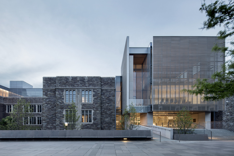 Princeton University Kpmb Architects Archello