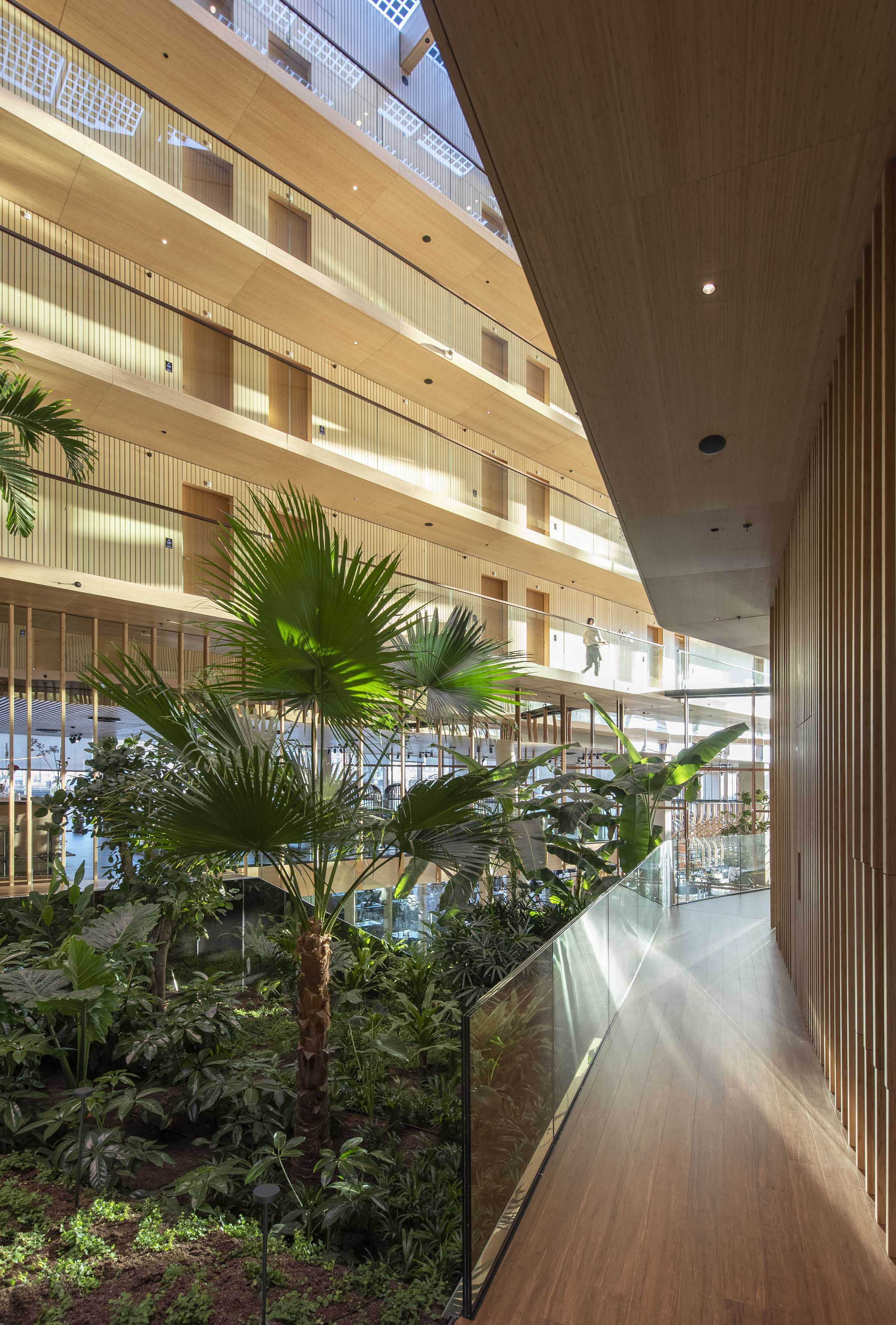 Hotel Jakarta Search Moso Bamboo Products Alumet Archello