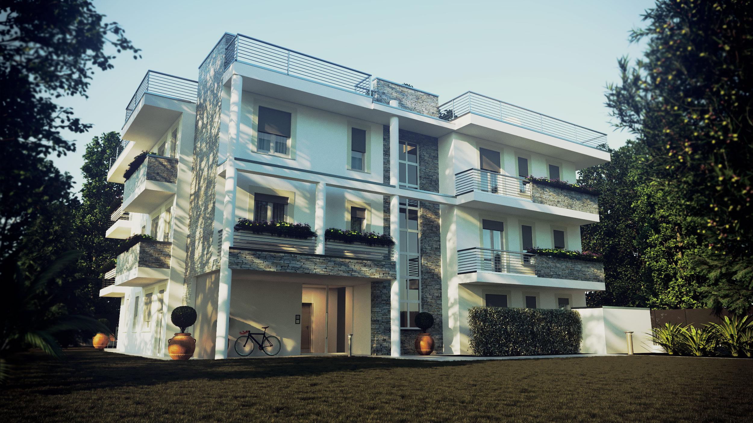 Architettura E Design residenza mazzini | studio corbetta architettura e design