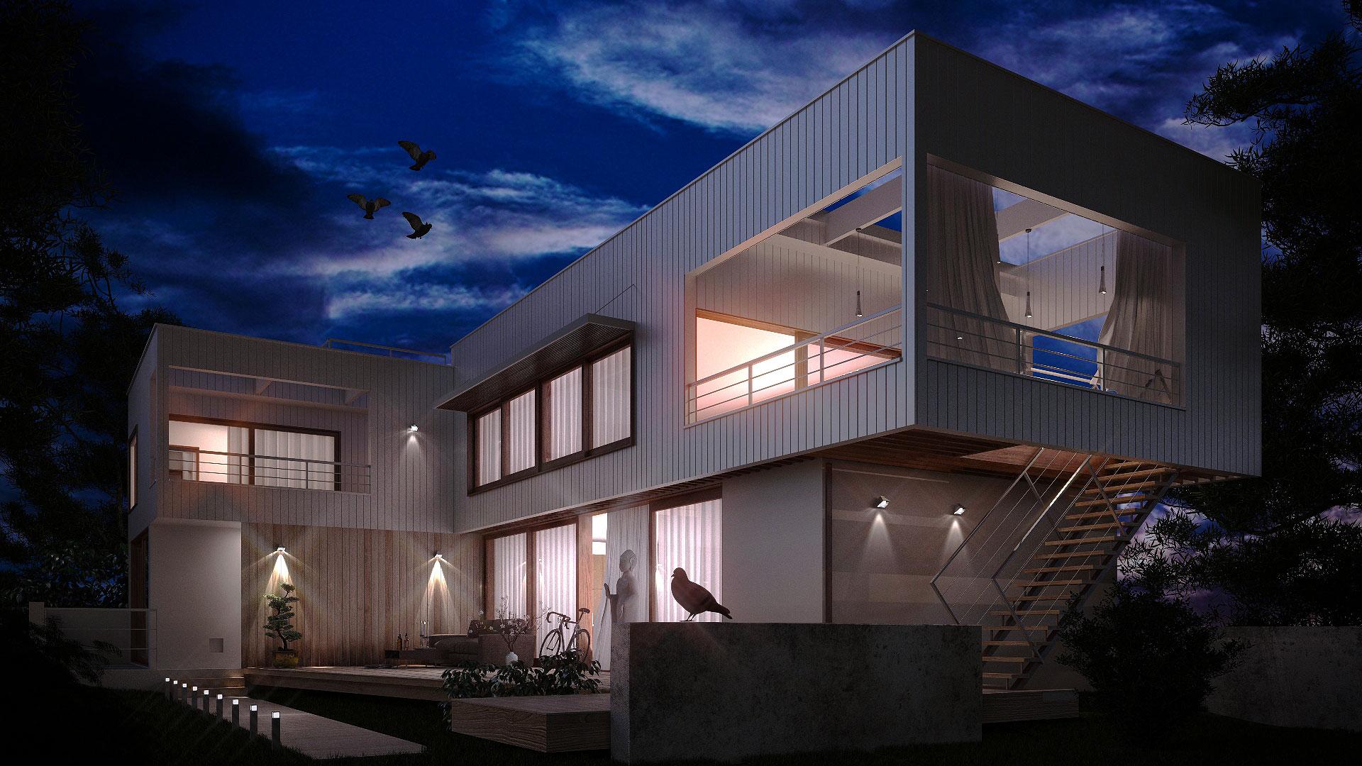 Architettura E Design villa meral | studio corbetta architettura e design | media