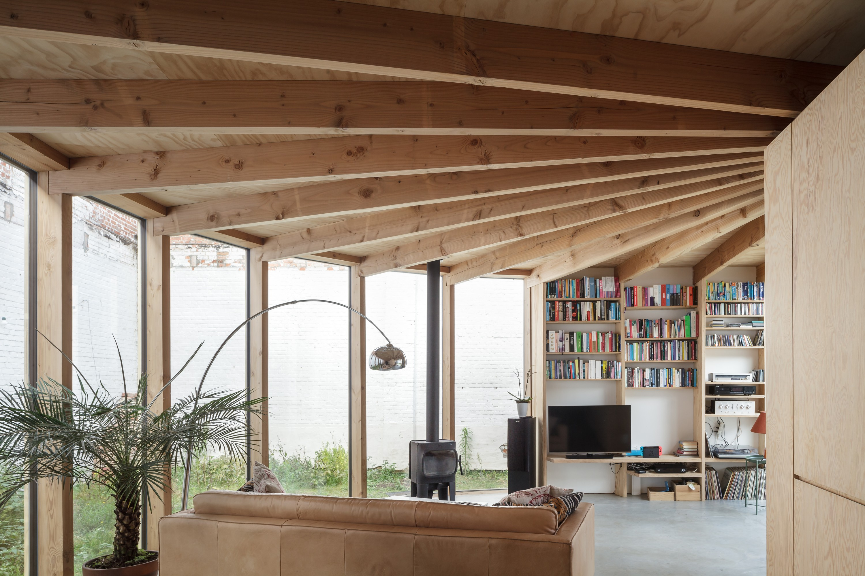 House conversion in sint niklaas blaf architecten archello