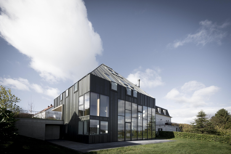 Private House In Gonderange Valentiny Hvp Architects
