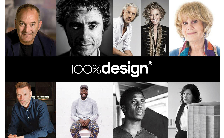 100% design 2018