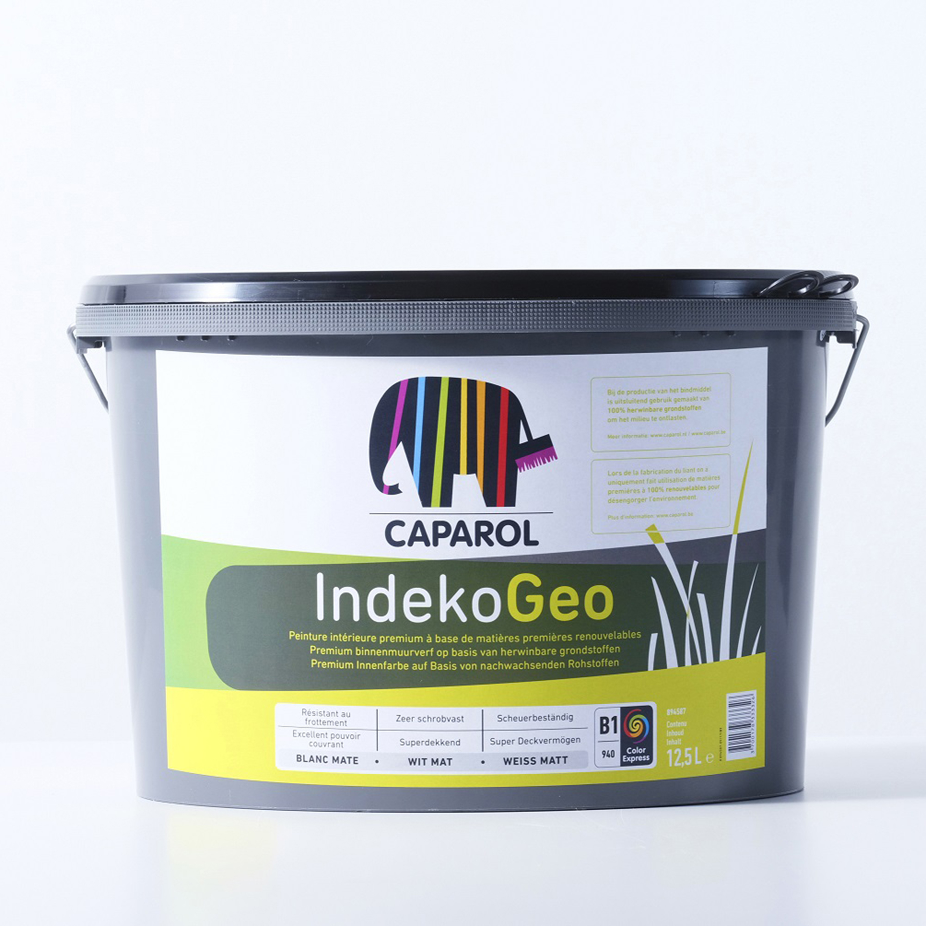 IndekoGeo interior wall paint by CAPAROL | Media - Slideshow