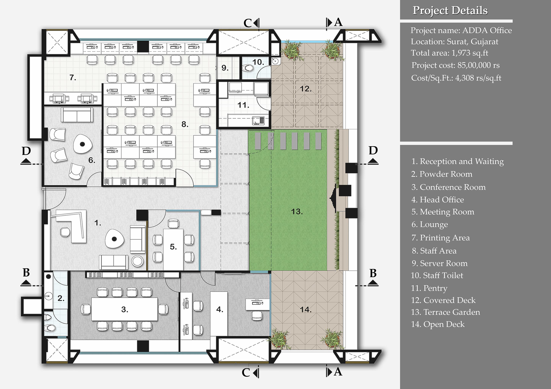 Adda Office Adda Architects Archello