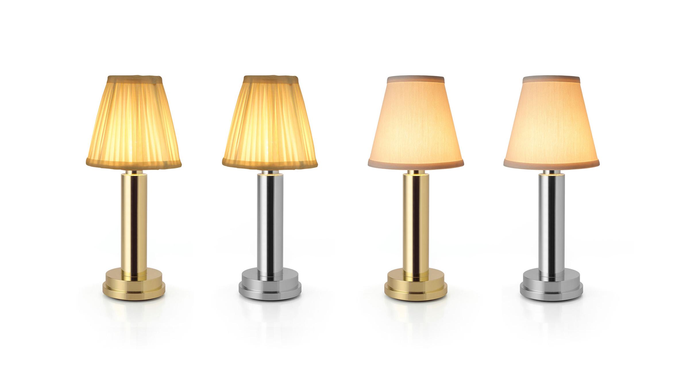 Picture of: Victoria Cordless Lamp By Neoz Lighting Archello