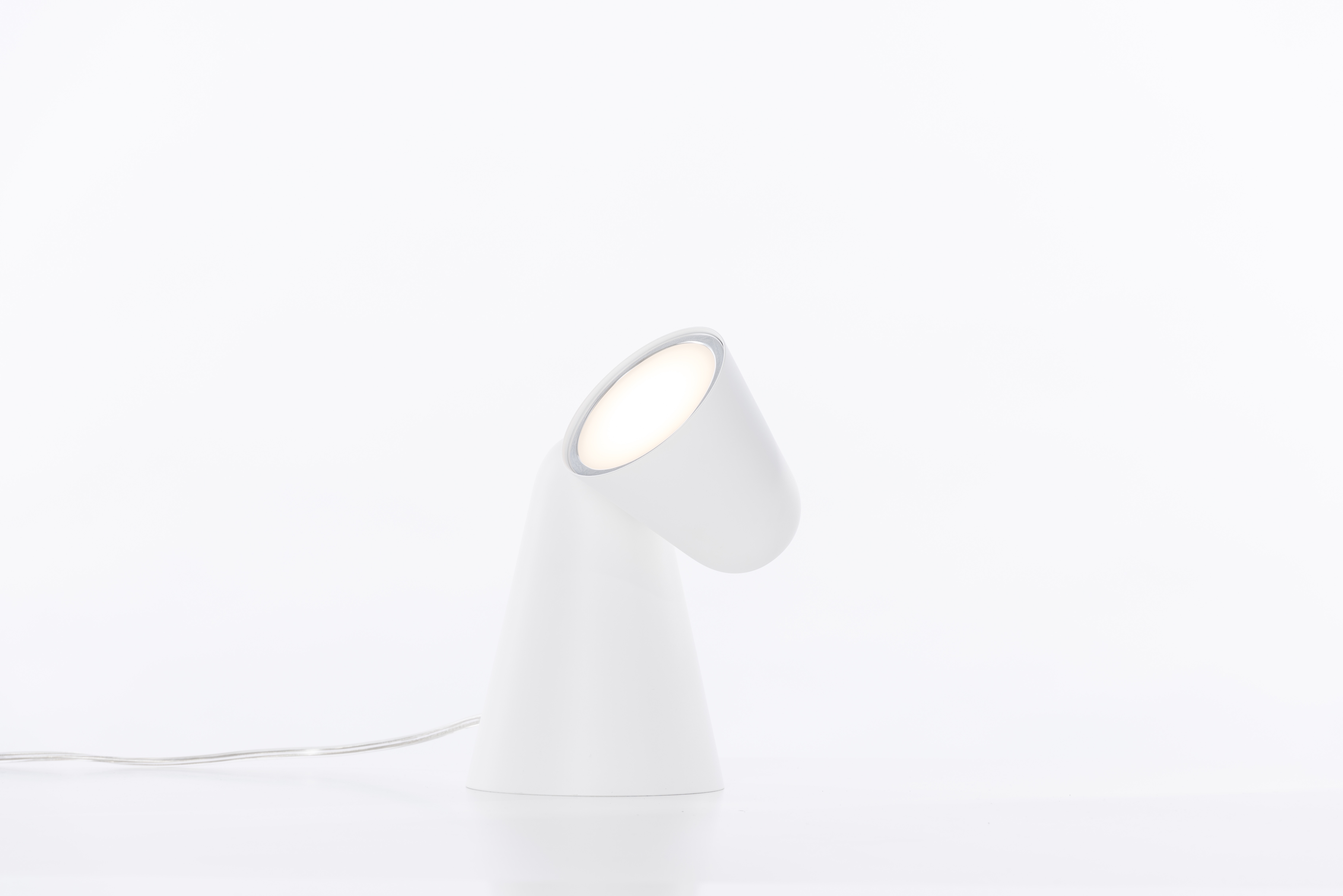 Peppone Table White / Chrome