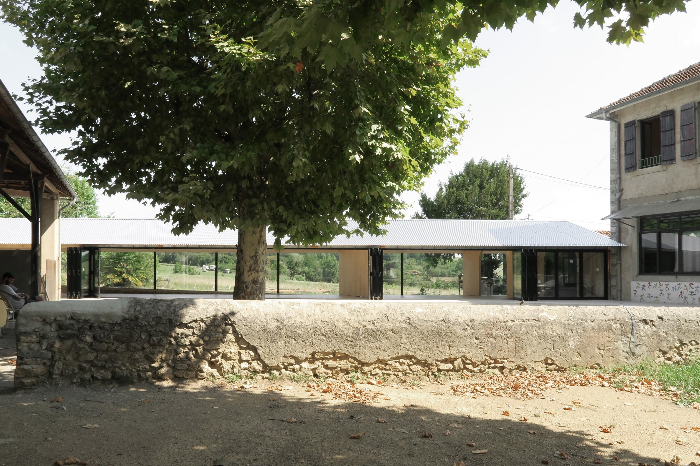 E school extension bast bureau architectures sans titre