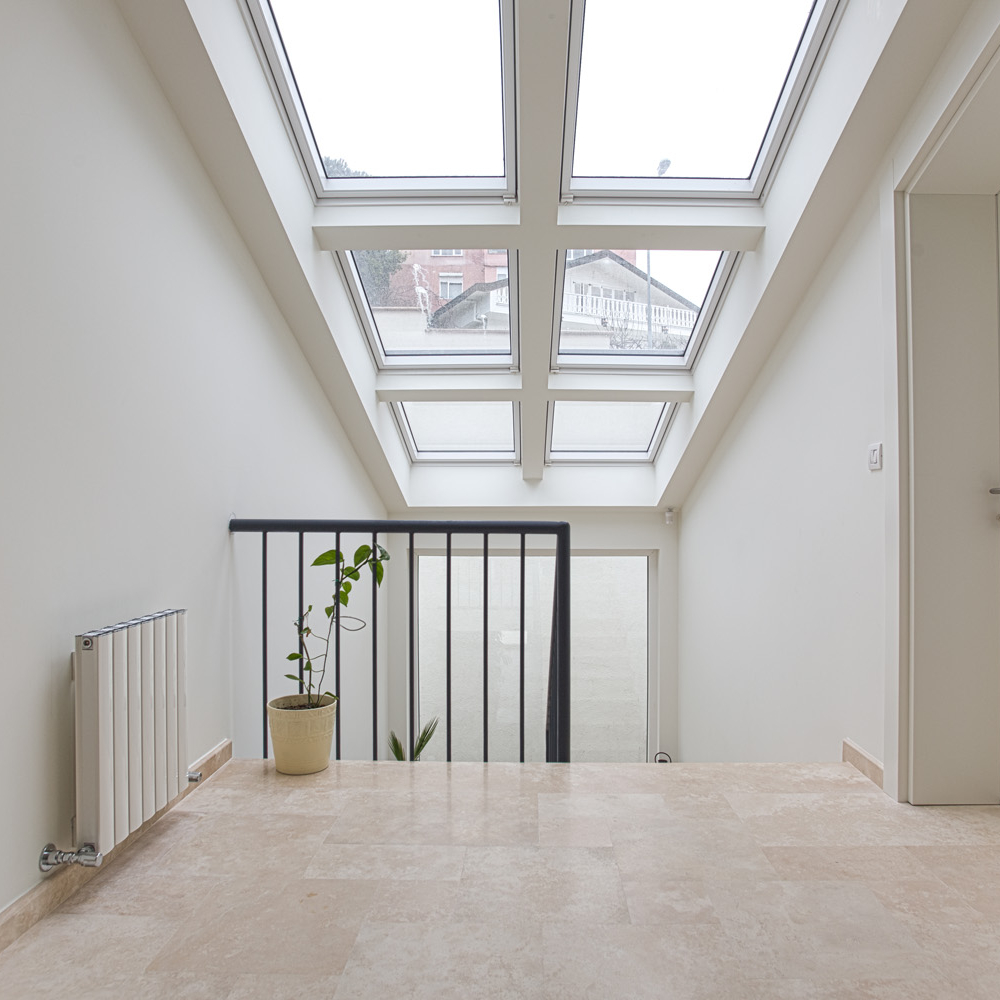 VELUX White Painted Roof Windows