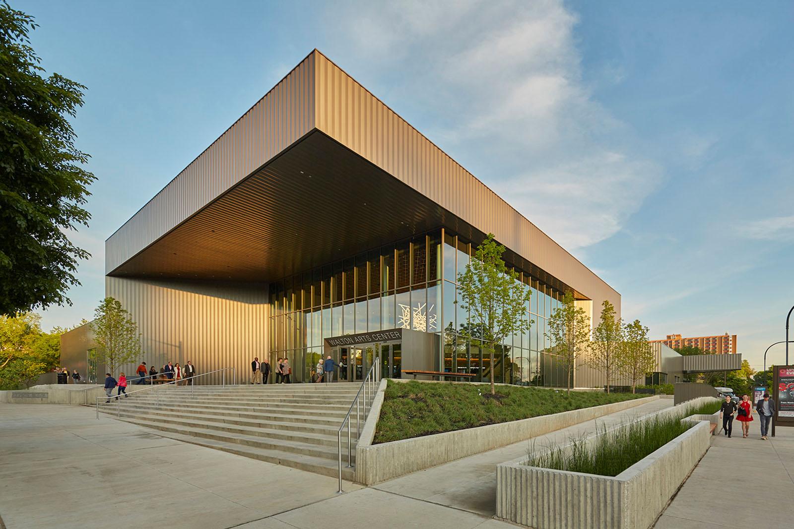 Walton Arts Center Expansion and Renovation | Bora ...