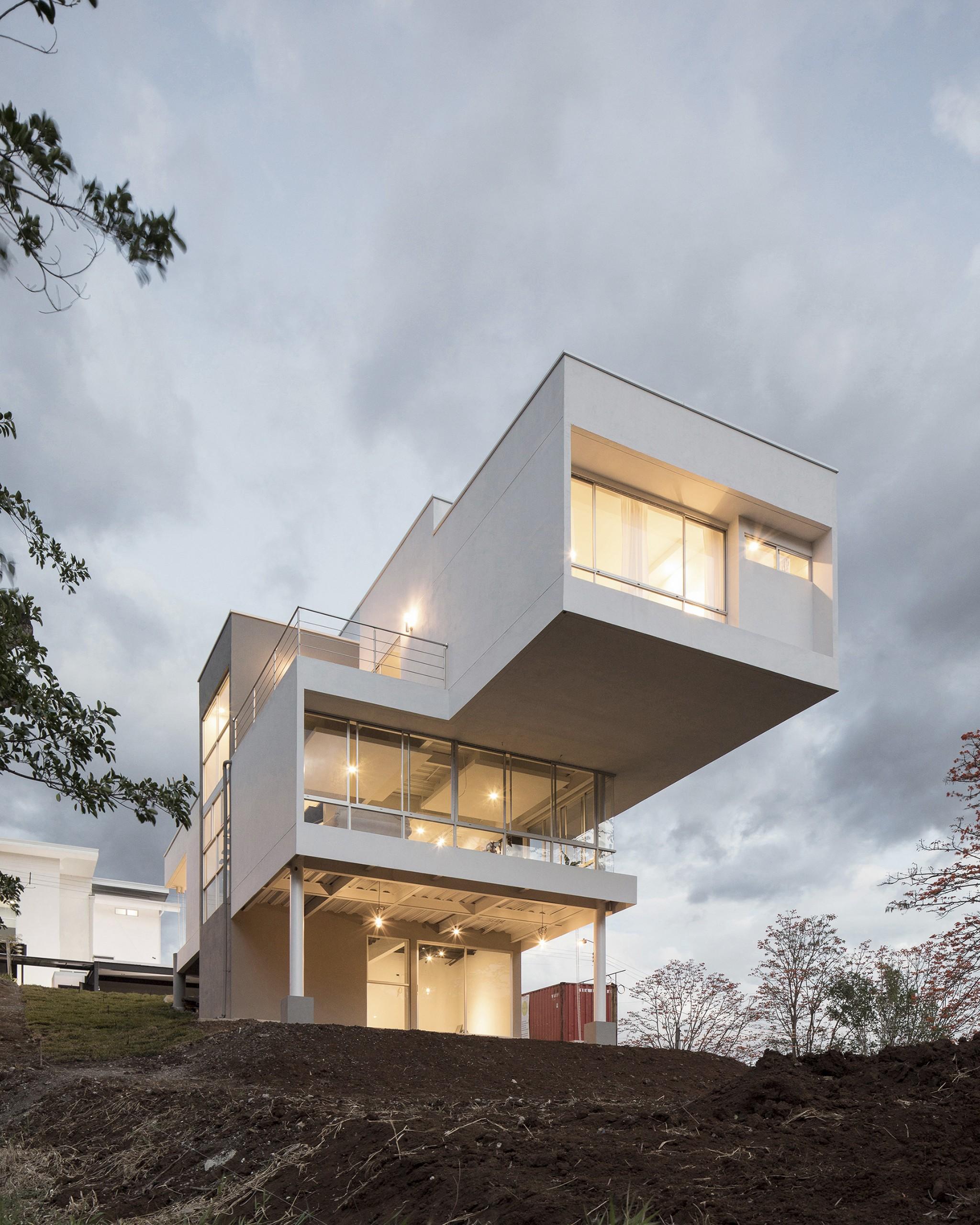 P-S House   J-M arquitectura