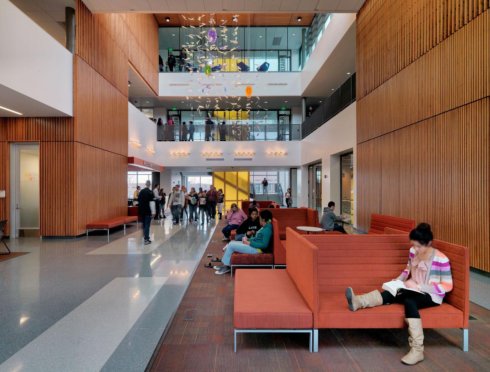 Colleges In Denver Colorado >> Community College Of Denver Bora Architects Archello