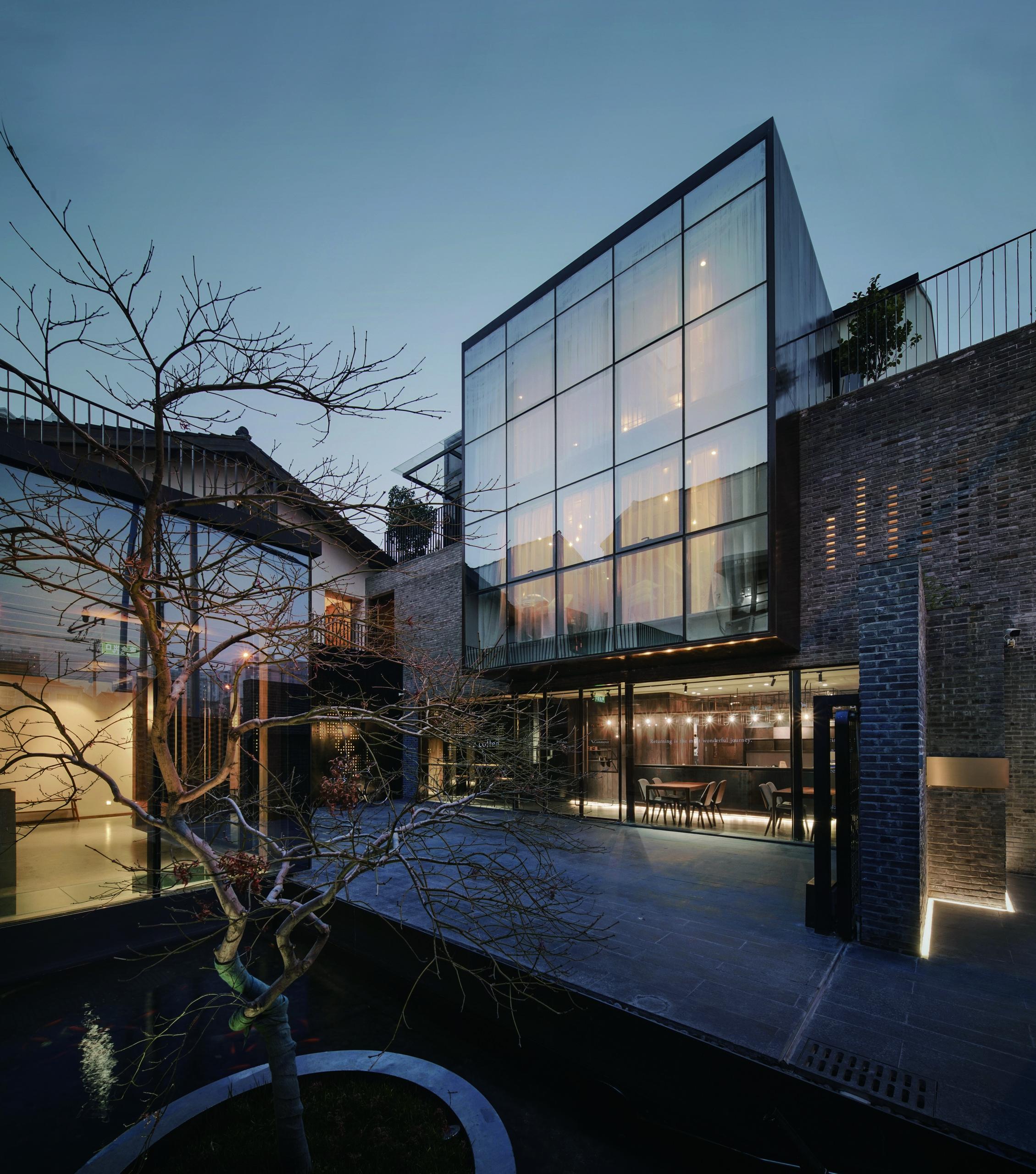 Modern Architecture Defining Contemporary Lifestyle In: Shanghai Benzhe Architecture Design