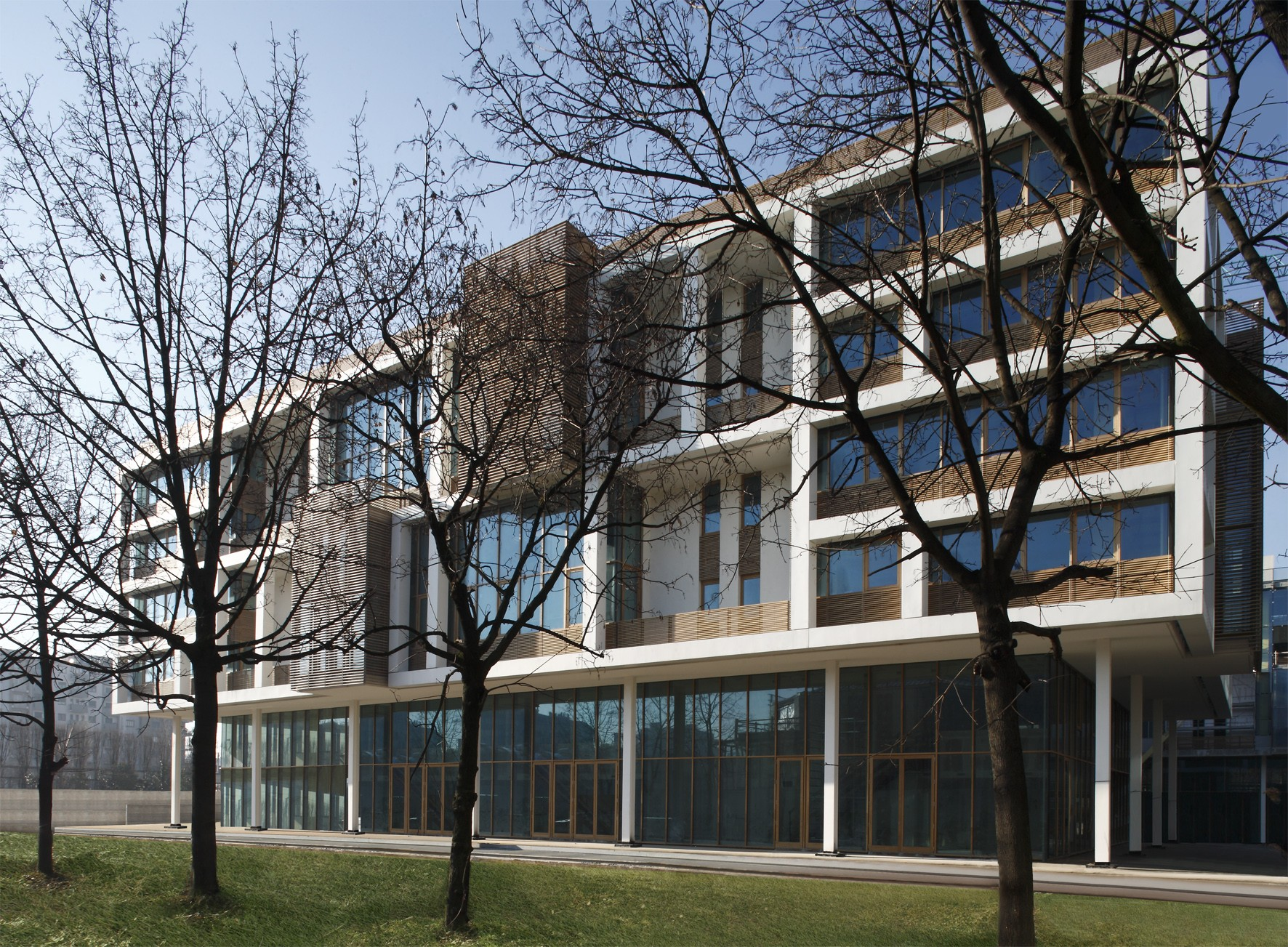 Tortona 37 Residential Office Building Matteo Thun And