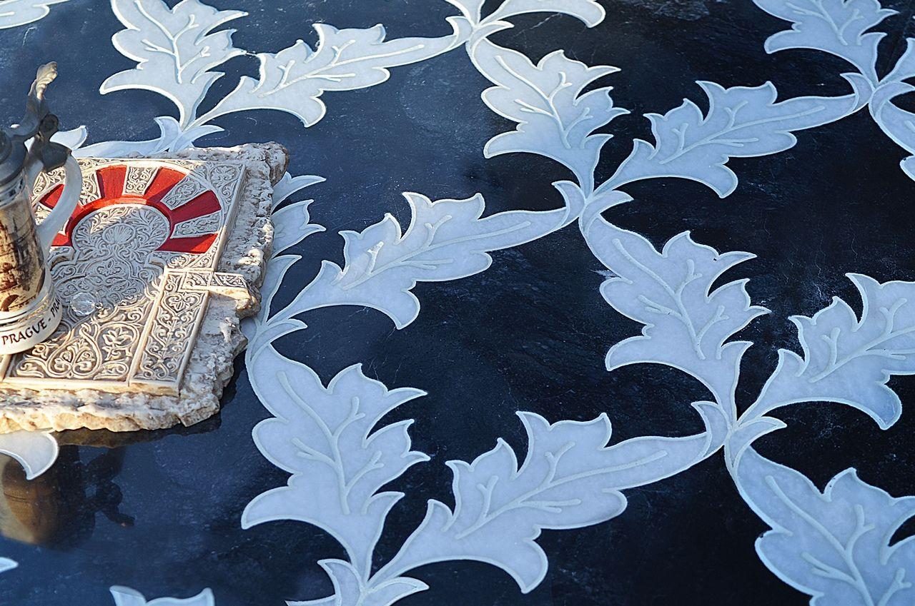 FOLLA - Marcella Waterjet Tiles & Mosaic