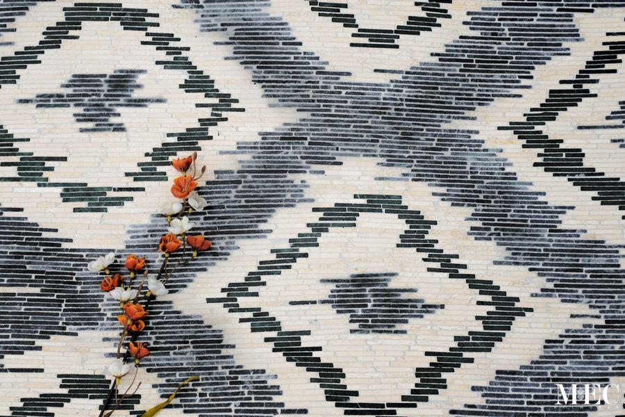 ORISSA - Ikat Marble Flooring