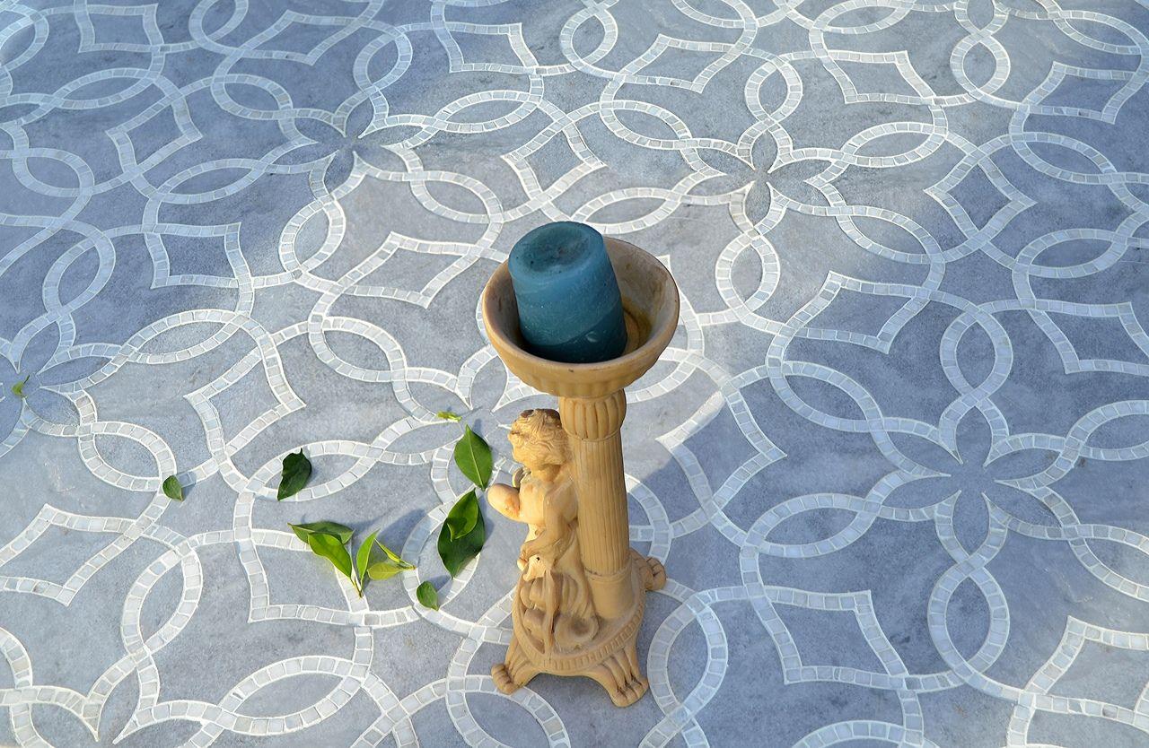 TRINCA - Marcella Waterjet Tiles & Mosaic