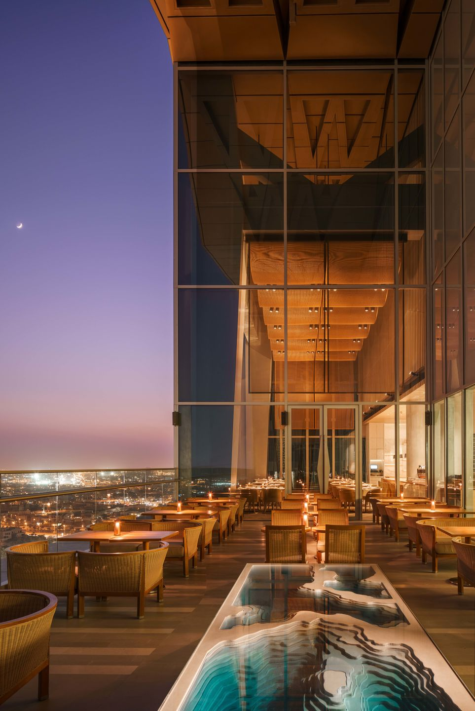 Sintoho Restaurant at Four Seasons Hotel, Kuwait