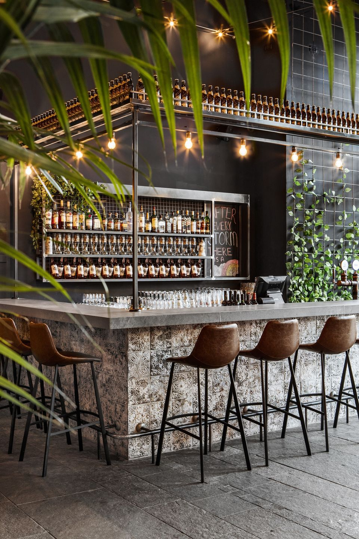 Beer Garden Orko Architecture Amp Design Or Kochav