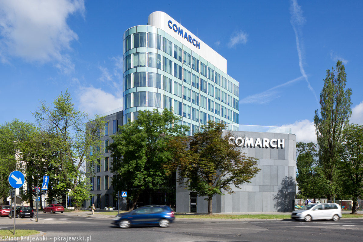 Comarch Office Building in Łódź
