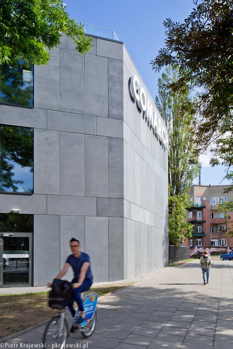 Comarch Office Building in Łódź