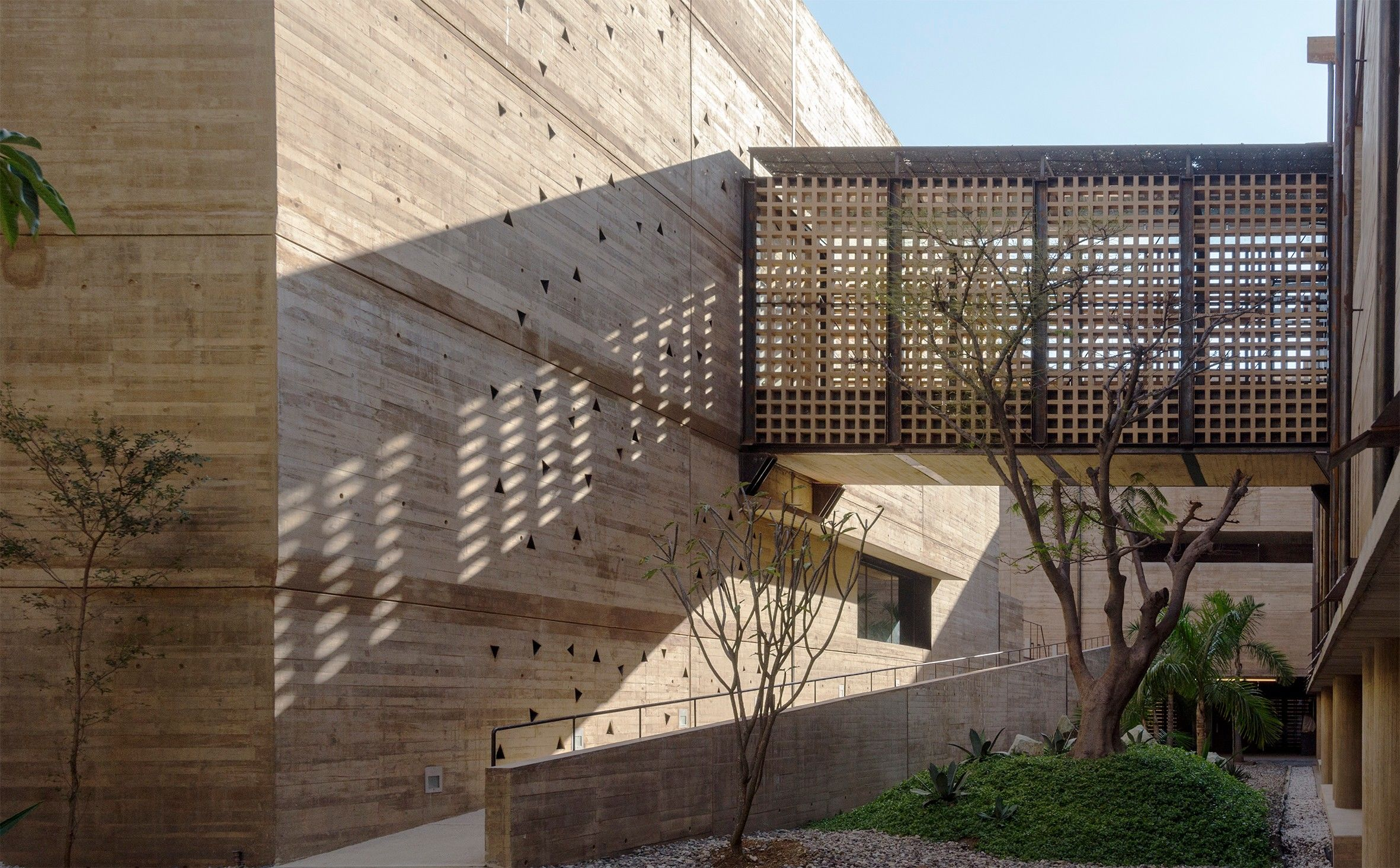 Oaxaca's Historical Archive Building   Mendaro Arquitectos   Media ...