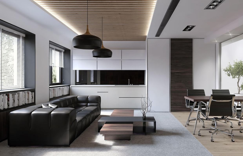 Modern Executive Office Design