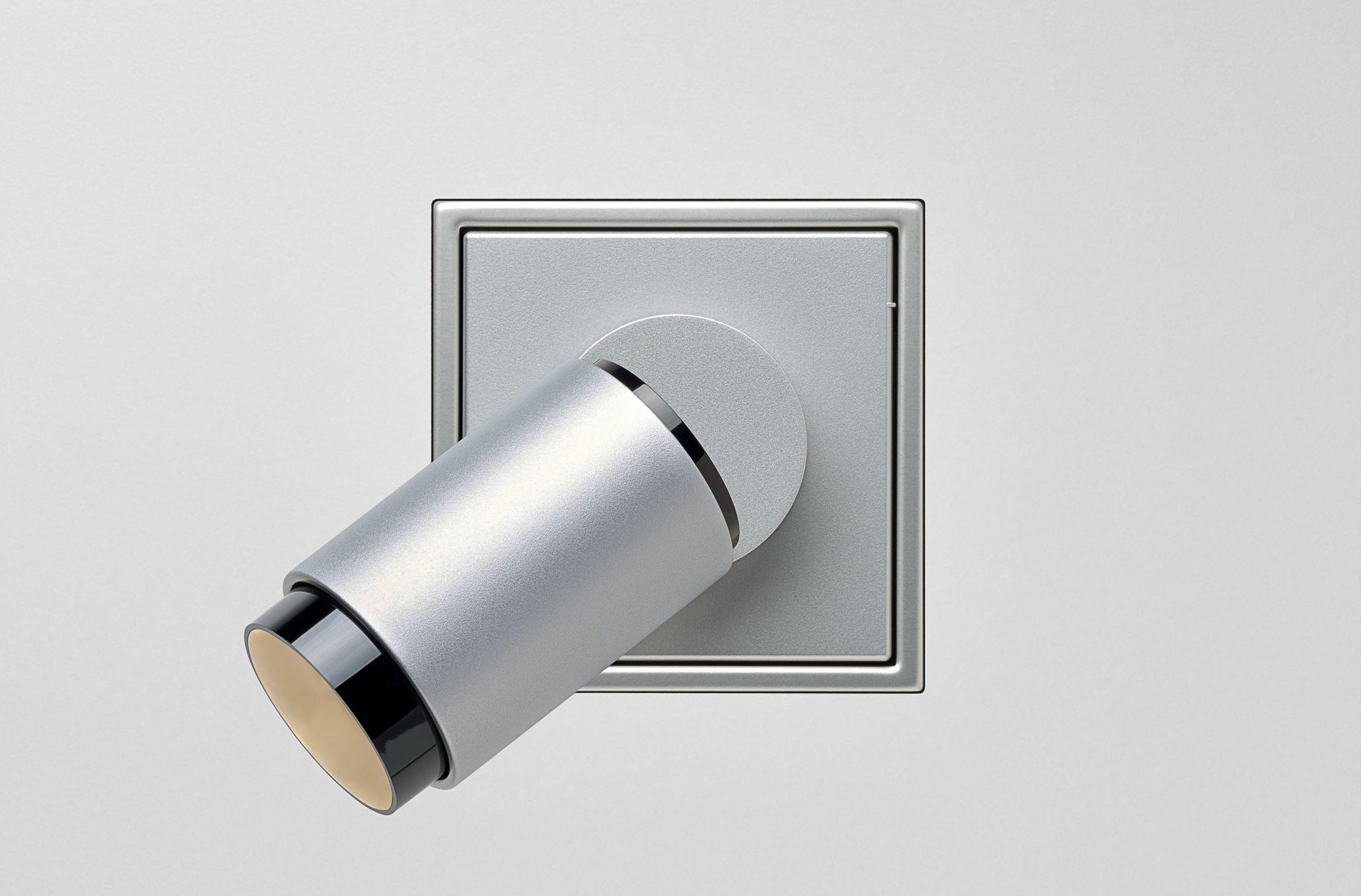 LS Zero LED Spotlight Aluminium