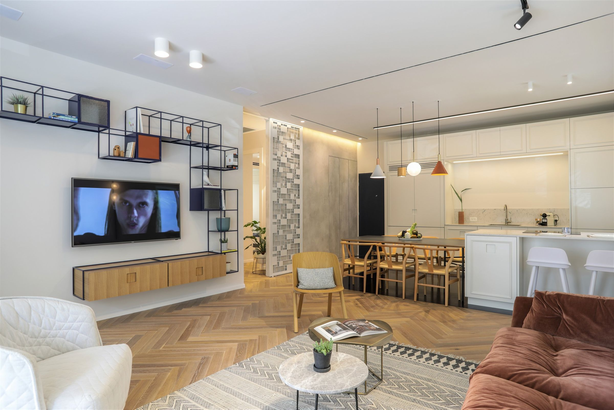 Arnon by the sea 0 architect dori interior design location tel aviv israel project year 2017 category private houses