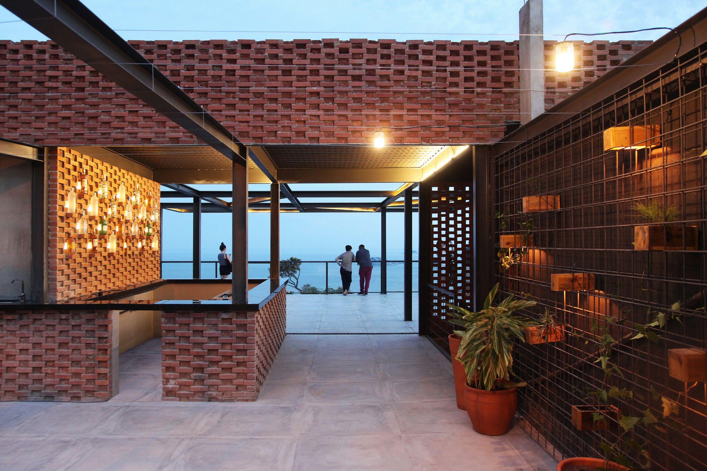 Bar Da Laje Oyapock Architectes Archello