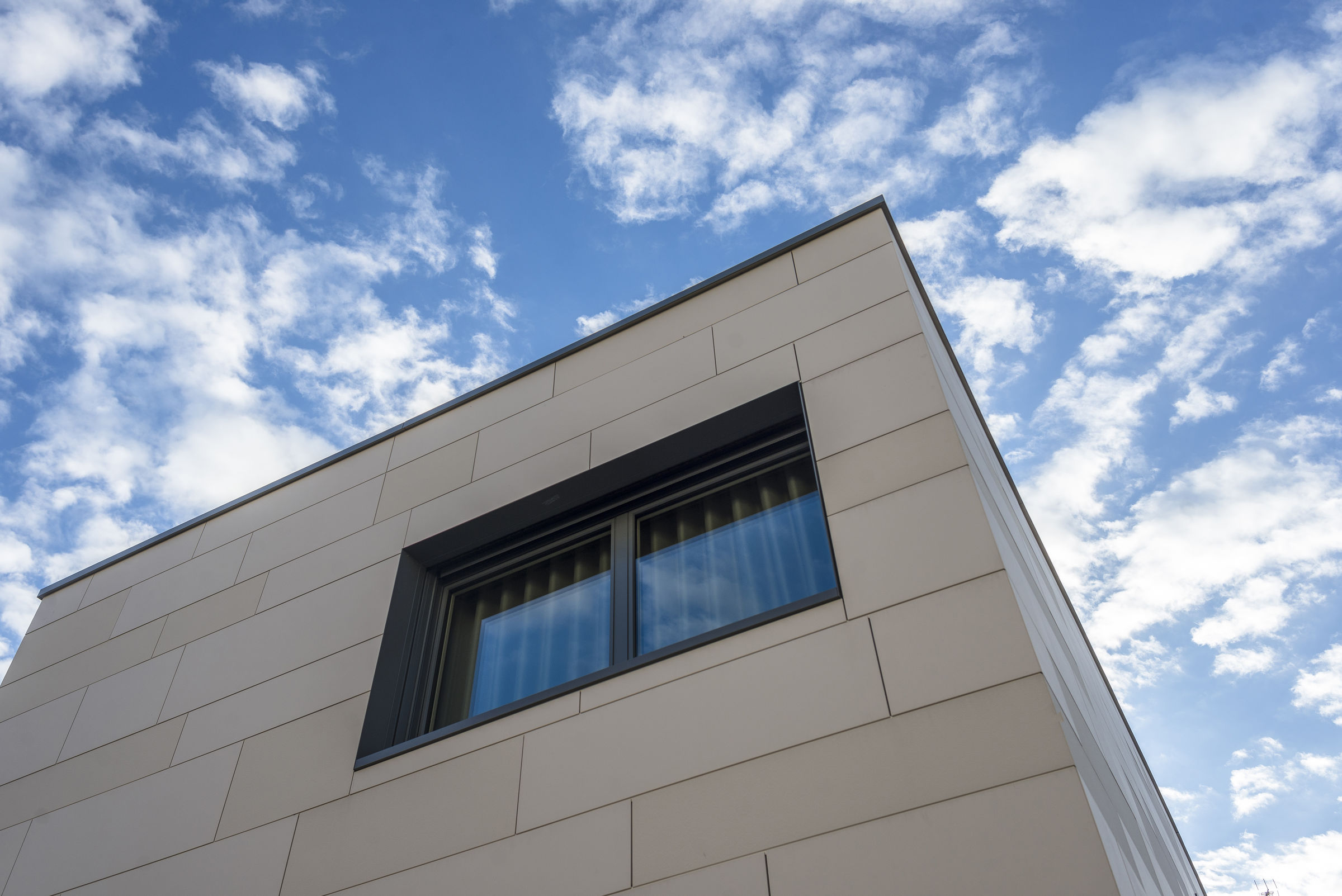 Lapitec® ventilated façades