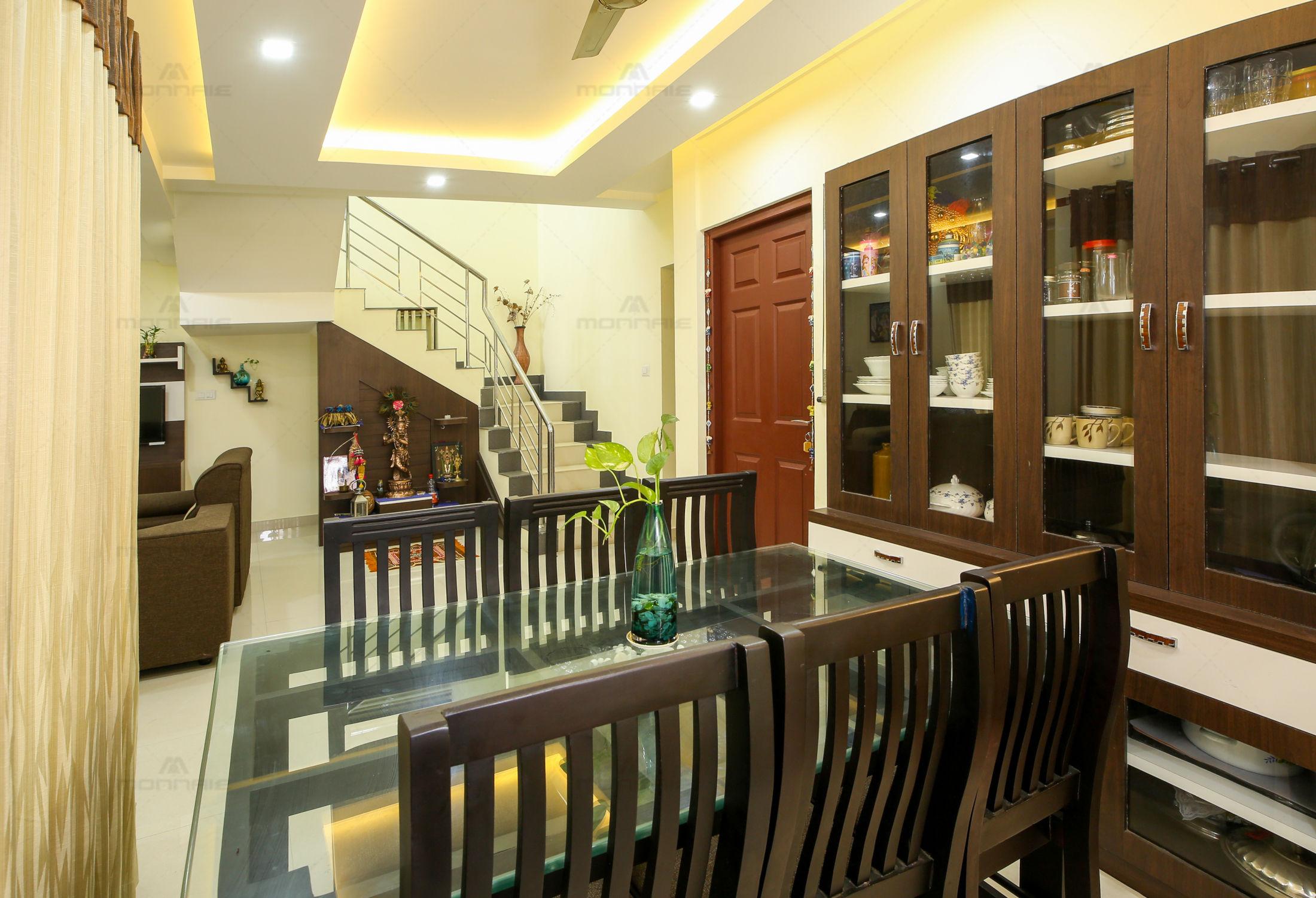 Minimalistic Home Interior Designers Kochi Kerala Monnaie Architects Interiors Medios De Comunicacion Fotos Y Videos 3 Archello
