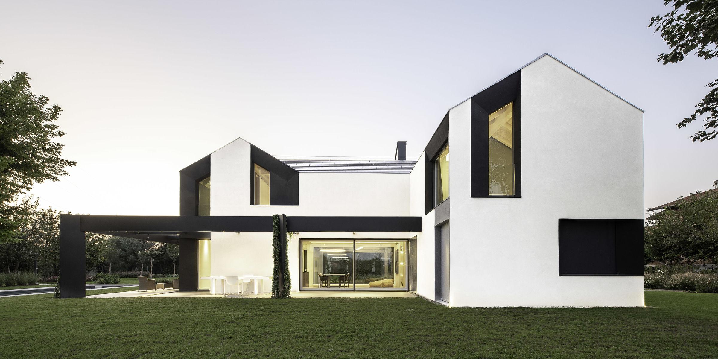 HHCR - HOUSEHUT   NAT OFFICE - christian gasparini architect