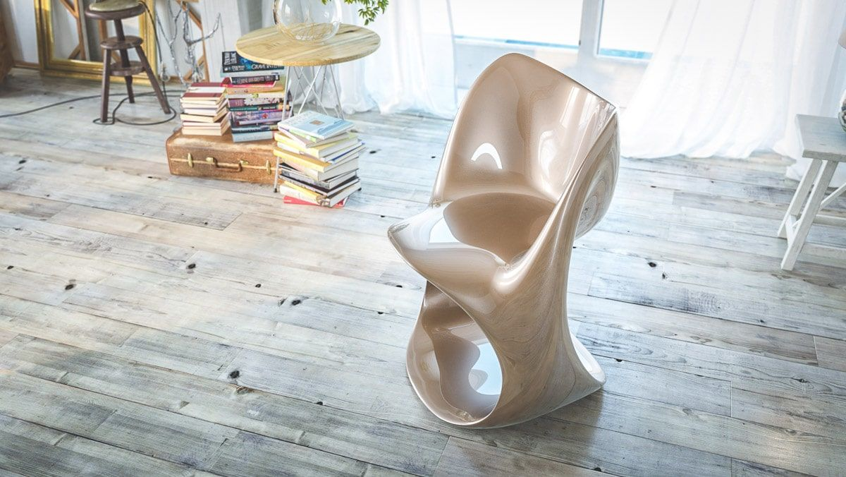 Are Chair by Nüvist