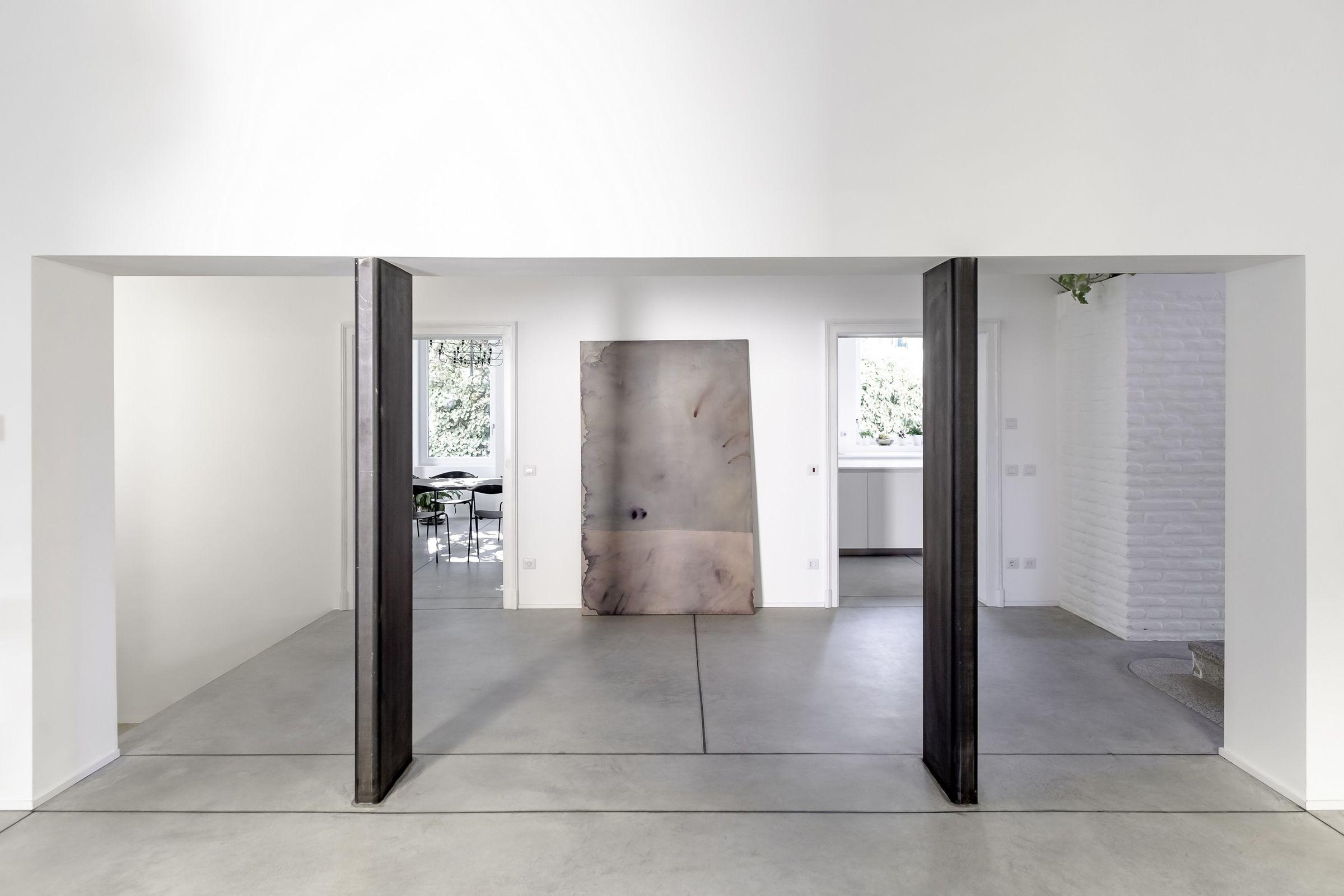 Home Design Busto Arsizio cm house | oasi architects | archello