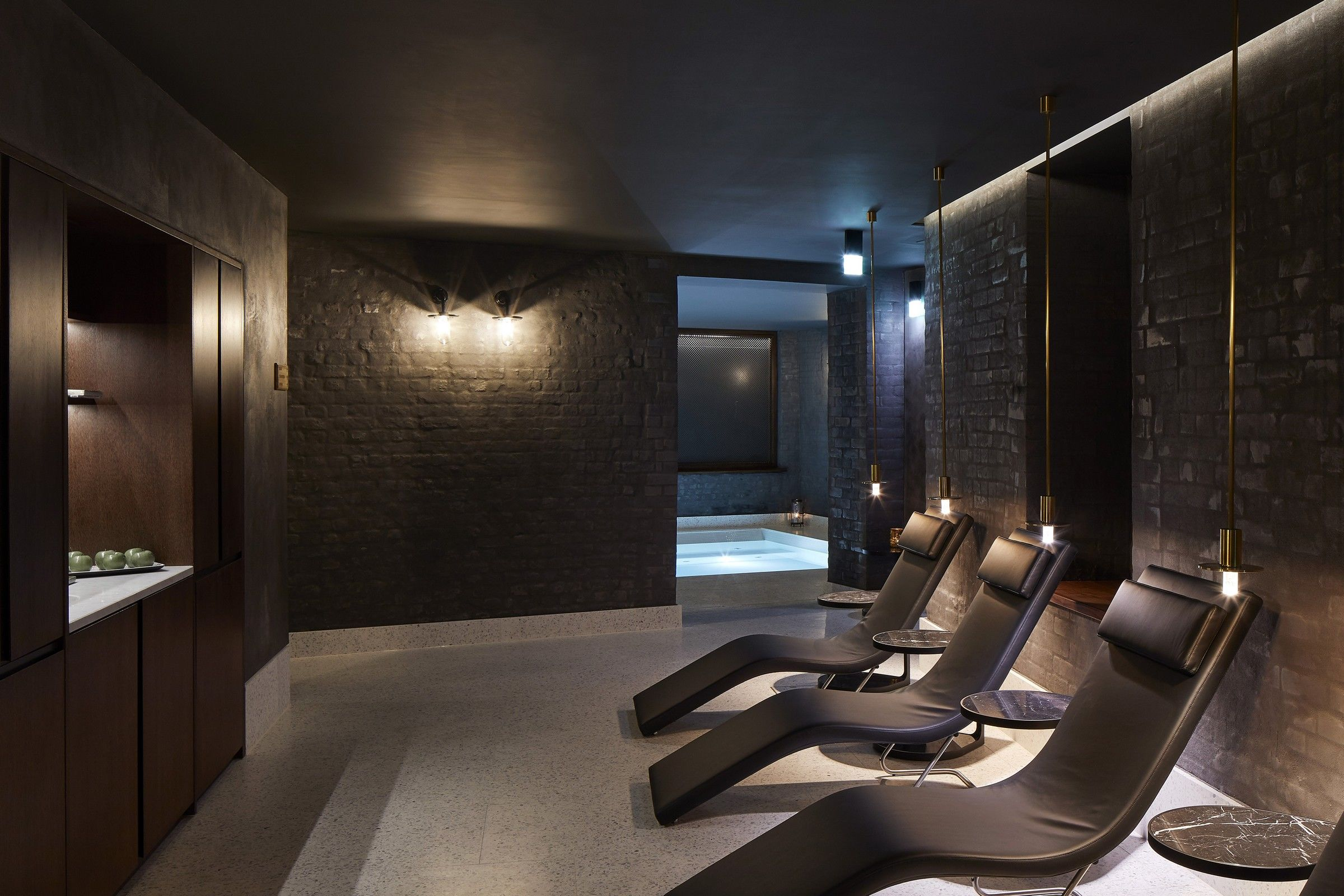 Jiva Spa And Wellness Centre Emil Eve Architects Archello