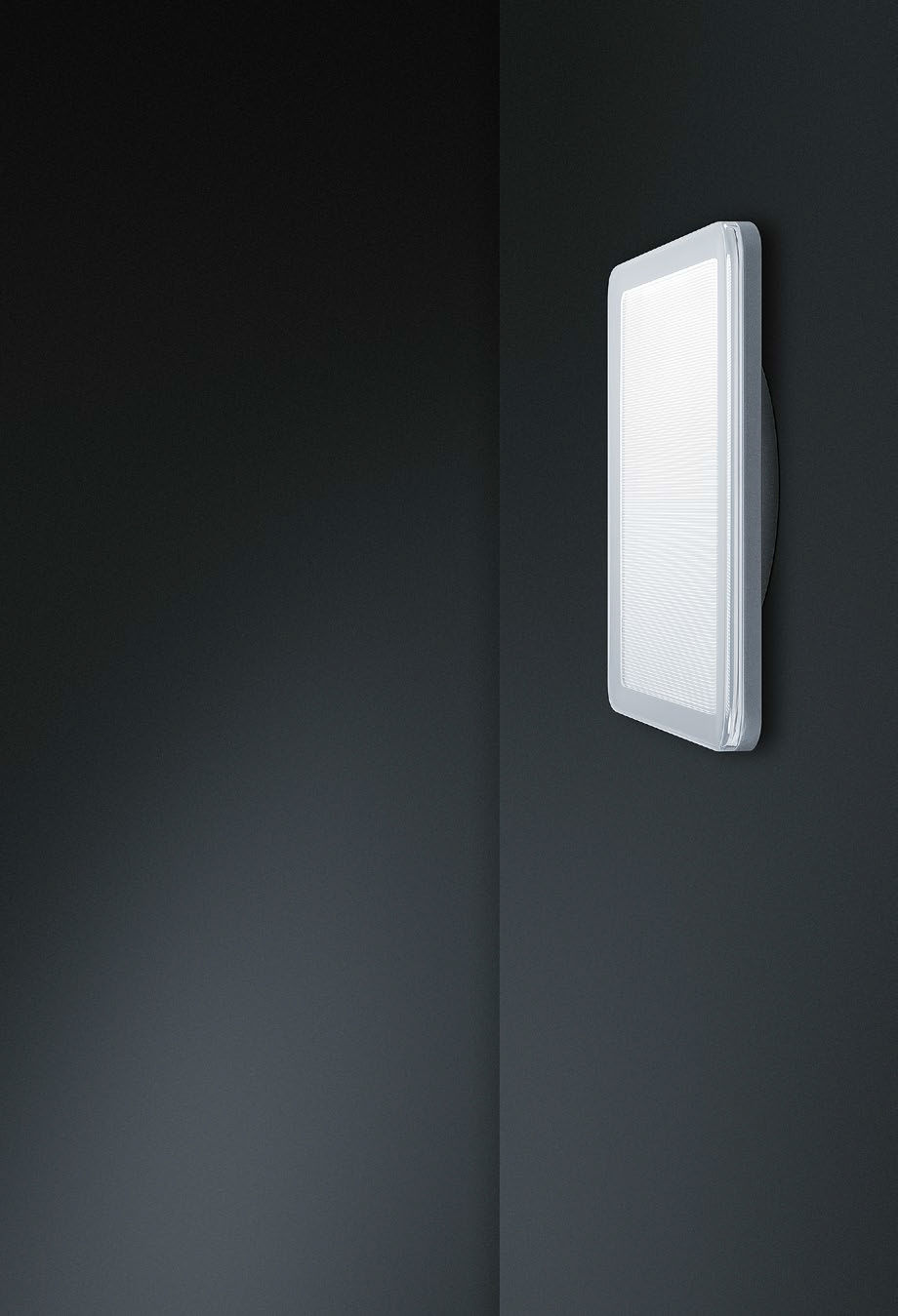 CAELA – as square or round wall- or ceiling-mounted luminaire
