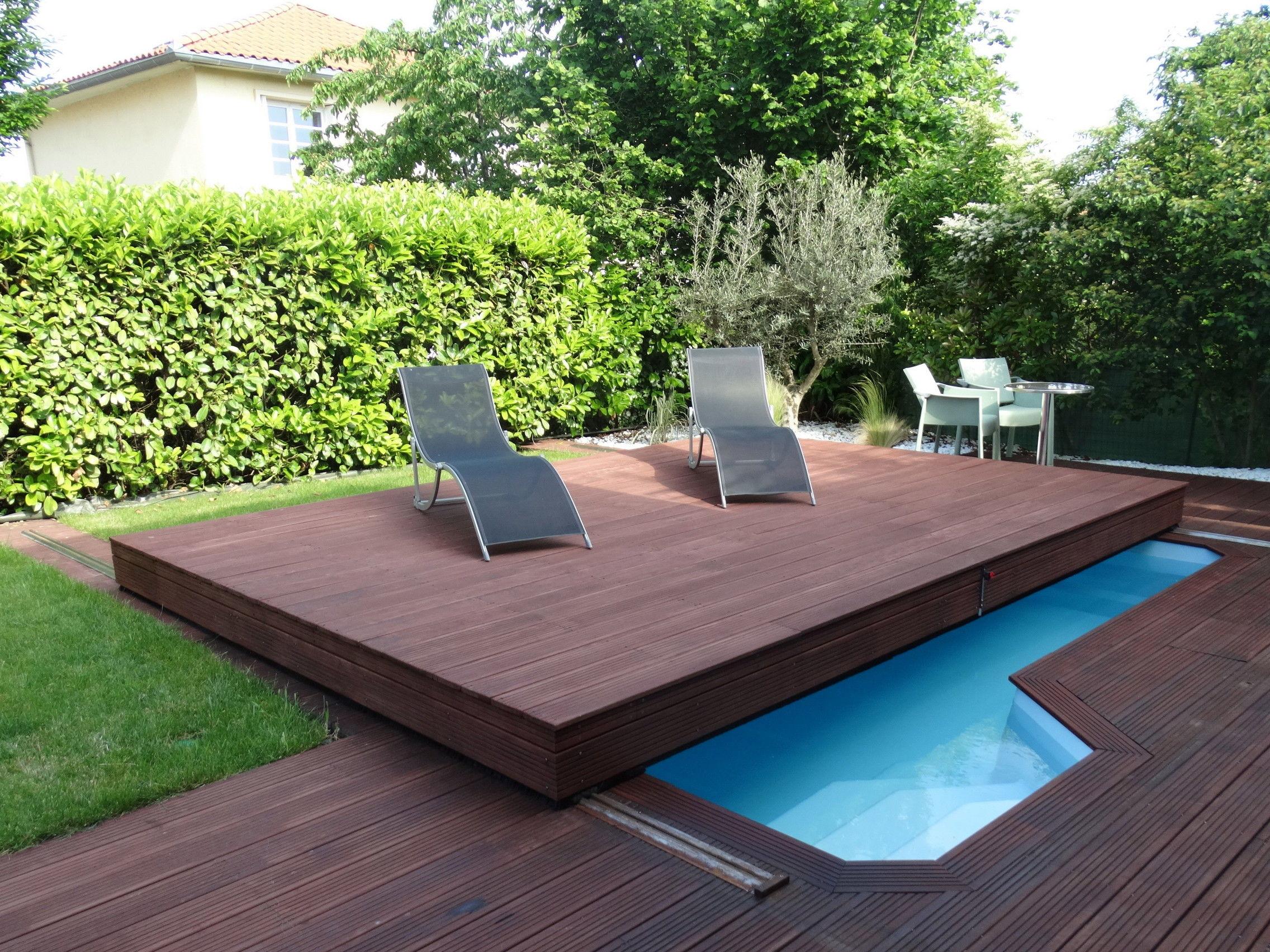 Terrasse Mobile Xxl Pour Piscine By Design Concept Ls