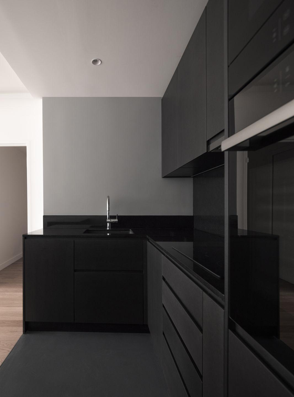 Meuble Corian Sur Mesure appartement bir hakeim, paris   ct architecture d'intérieur
