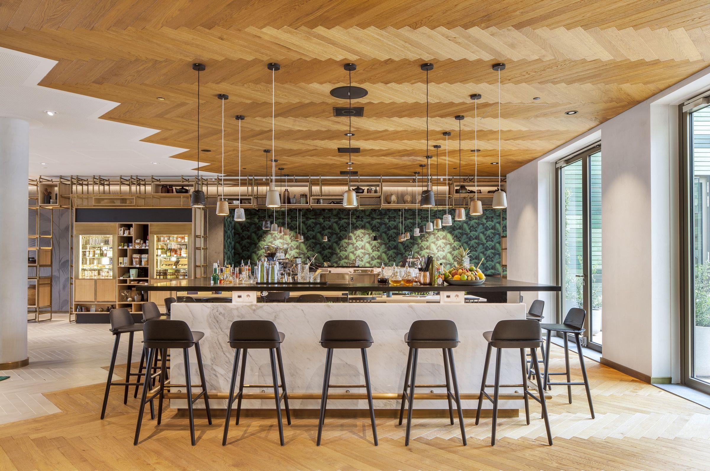 MAMA MAKAN Dutch-Indonesian Grand Café | concrete | Archello
